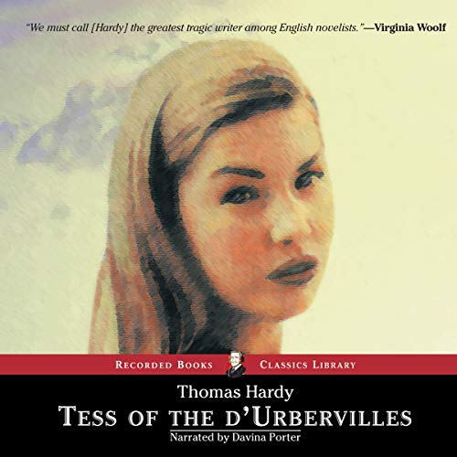 Bargain Audio Book - Tess of the d Urbervilles