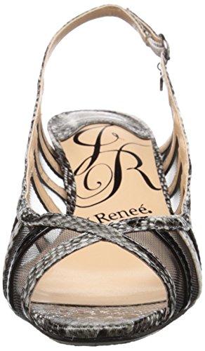 Rebeka Paillettes Glitter Pump Danse La Avec Noir J Us Noir Des Black Femmes J Des 9 W Pompe Dance Blanc Nous Renee De Black 9 Robe Rebeka Dress Renee Women's white 0qtxSXwB