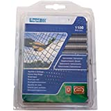 Rapid, 40108806, Agrafes de grillage galvanisées, VR22, 5-11 mm, 1100 pièces, Haute qualité