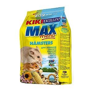 Gzm Comida para Hámsters 3Kg Alimento Completo para Hámster
