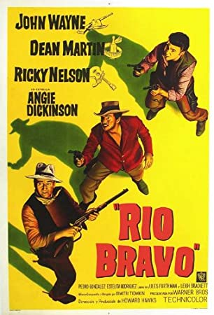 Image result for rio bravo movie poster amazon