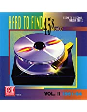 Hard-To-Find 45'S On Cd Vol.2: 1961-64