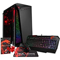 MSI Infinite A VR7RD-008US (i7-7700, 16GB RAM, 256GB NVMe SSD + 1TB SATA SSD + 2TB HDD, NVIDIA GTX 1070 8GB, Windows 10) VR-Ready Gaming Desktop PC