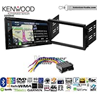 Volunteer Audio Kenwood Excelon DNX694S Double Din Radio Install Kit with GPS Navigation System Android Auto Apple CarPlay Fits 2001-2006 Hyundai Sonata