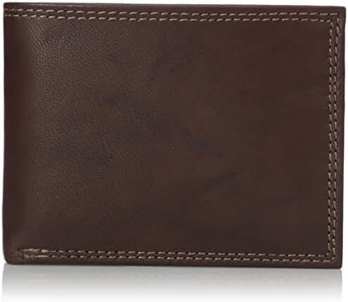 Buxton Men's Hunt Credit Card Billfold Wallet