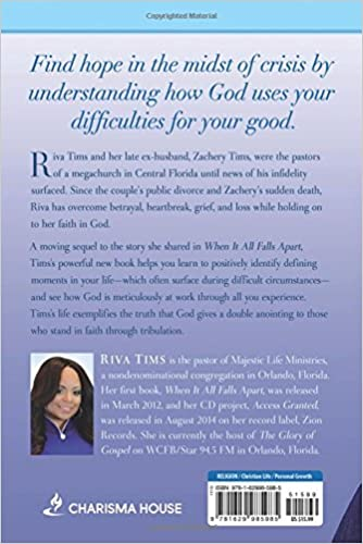 pastor riva tims new book