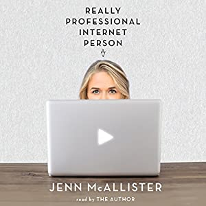 Really Professional Internet Person Audiobook