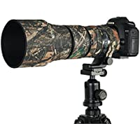 Mekingstudio Camera Lens Cover Protective for Sigma 150-600mm C - Forest Green Camo