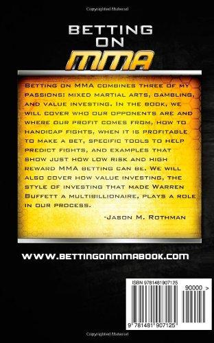 rational mma betting