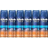 Gillette Fusion Proglide Clean and Fresh Shave Gel (Pack of 6)