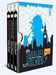 Box - Sherlock Holmes - A Arte da dedução & Os casos Pedidos: Mais de 200 enigmas Inspirados no maior dete