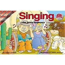Young Beginner Singing Method Bk/Cd