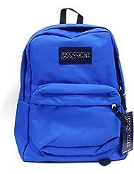 Jansport Superbreak School Backpack Original Select Color: Blue Streak