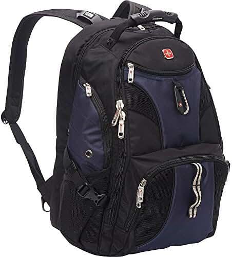 SwissGear Travel Gear ScanSmart Backpack 1900- eBags Exclusive