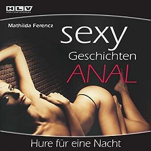Hure für eine Nacht (Sexy Geschichten Anal) Hörbuch