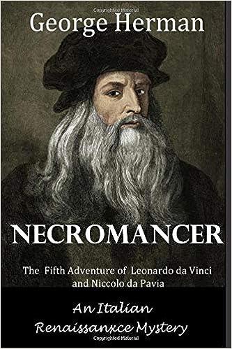 Necromancer: The fifth adventure of Leonardo da Vinci and Niccolo da Pavia