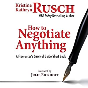 How to Negotiate Anything Audiobook