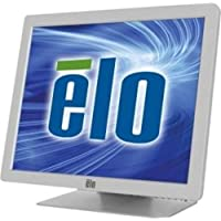 Elo Touch E000169 1929LM Medical Accutouch Touch Monitor, 19 Diagonal Size, Speakers, Anti Glare, White
