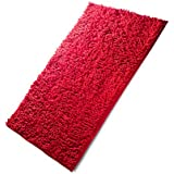Perfect Fadesun Super Soft Absorbent Non Slip Microfiber Chenille Carpet/Doormat/ Bath Mat/