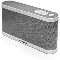 Polaroid PWFSK2000SL Bluetooth Speakers with Wifi Multi Room Music Streaming Rechargeable & Portable Wireless Speaker with Bluetooth & Wifi