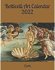 Botticelli Art Calendar 2022