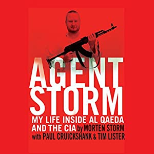 Agent Storm Audiobook