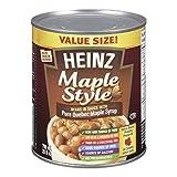 Heinz Maple Style Beans, 796mL