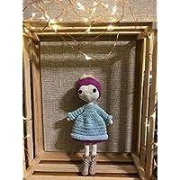 Muñeca de Crochet de Invierno