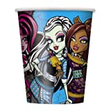9oz Monster High Party Cups, 8ct