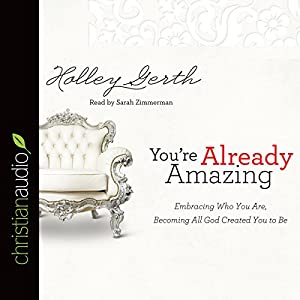 You're Already Amazing Audiobook