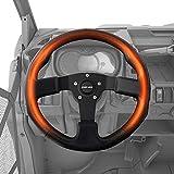 Can-Am New OEM Heated Steering Wheel, Defender, Defender MAX, 715003837