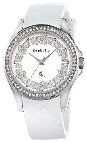 Orphelia OR22170611 - Women's Watch, caucciu, White Color