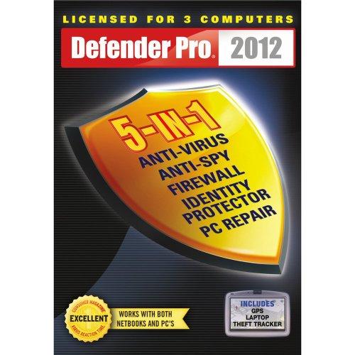 Defender Pro 2012  5 In 1