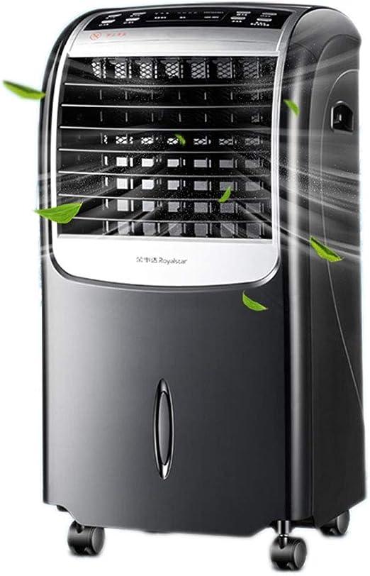 Ventiladores de sobremesa Ventilador del Aire Acondicionado Que calienta y Que refresca el Ventilador del refrigerador de Doble propósito silencia el refrigerador del Aire Ahorro de energía del hogar: Amazon.es: Hogar