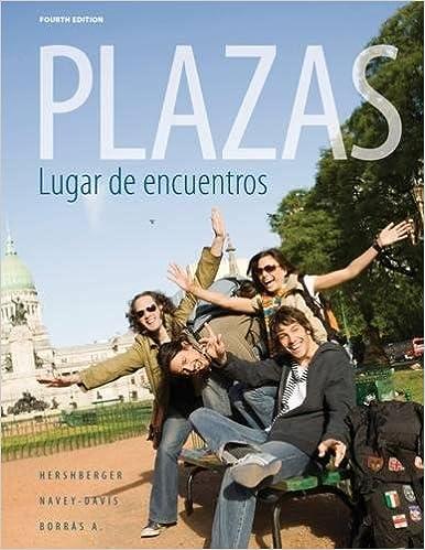 Amazon Plazas 9780495913795 Robert Hershberger Susan Navey