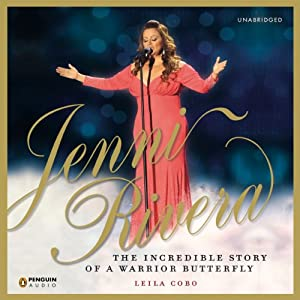 Jenni Rivera Audiobook