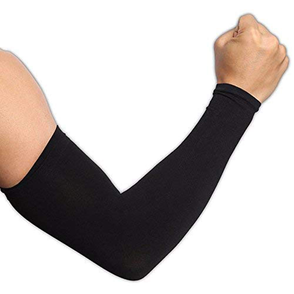 Outtybrave Arm Protection Sleeve Arm Support Elbow Protection Cover Warmer for All Sports Running Cycling Diving