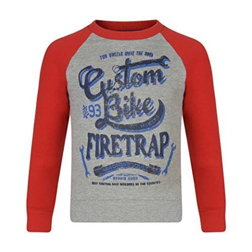 af84f781c7e4c LotMart - Camiseta de manga larga - para niño Outlet - www.eywshop.top