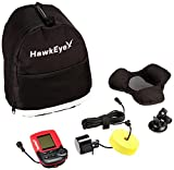 HawkEye FT1PXi FishTrax 1X IceShack Kit  Fish Finders And Other Electronics NorCross Marine Products