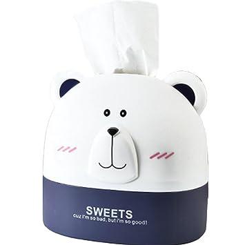 Kleenexbox Schöne Eisbär Kosmetiktücher Box Abdeckung Halter Für