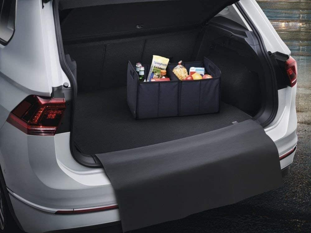 Volkswagen Vasca per portabagagli Originale per VW Tiguan con Piani Regolabili MQB da Bj 2016