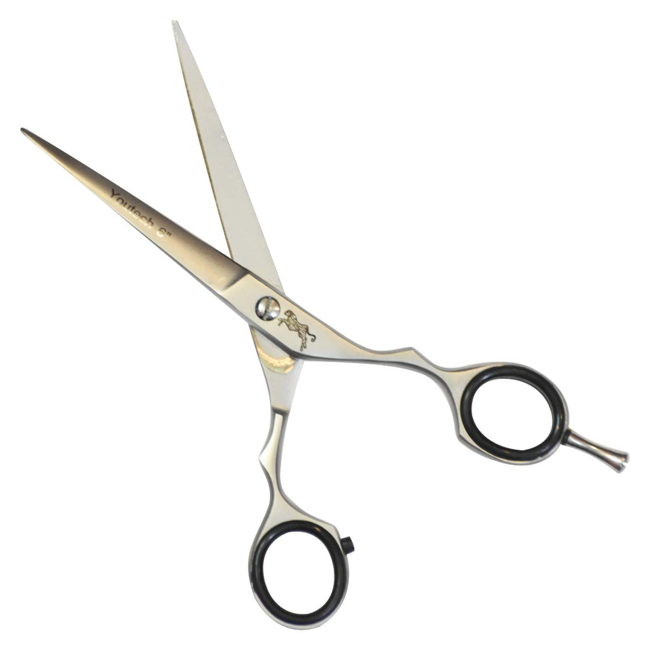 Professional Barber/Salon Razor Edge Hairdressing Scissors/Shears  (12.12-Inch) - Ice Tempered Stainless Steel Reinforced with Teflon Coating to  Resist