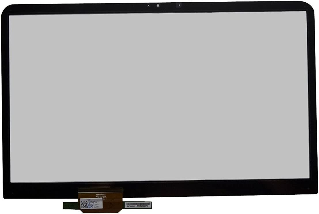 """15.6"""" Touch Screen Panel Digitizer Front Glass Replacement for Dell Inspiron 15R 5520"""