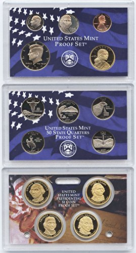 - 2007 S US Proof Set Superb Gem Uncirculated