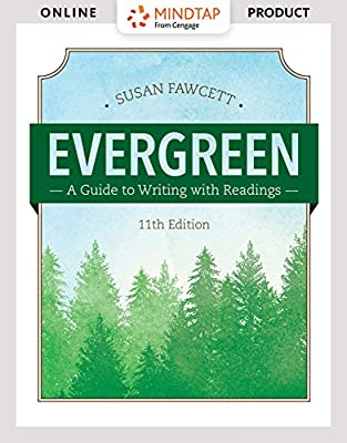 MindTap Developmental English with Cengage Learning Write Experience 2.0 Powered by MyAccess for Fawcett's Evergreen: A Guide to Writing with Readings, 11th Edition
