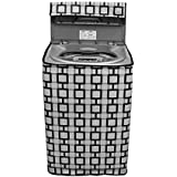Stylista Washing Machine Cover for Bosch 6.5 Kg Fully-Automatic Top Load WOE654W0IN Printed