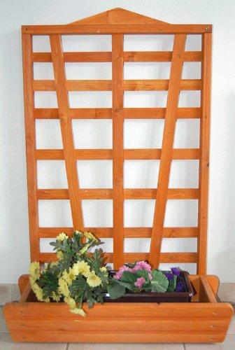 Rankkasten mit Blumenkasten Mirabell