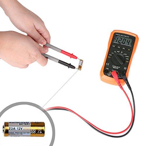 Оборудование для тяжелой Digital Multimeter, Crenova