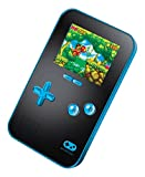 "My Arcade GoGamer Portable Gaming System with 220 HiRes 16 bit Retro Style Games & 2.5"" LCD Screen– Blue/Black"
