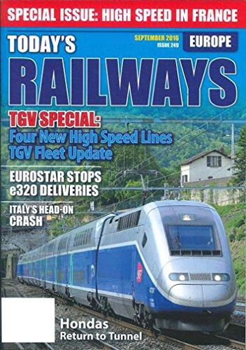 Todays Railways Europe